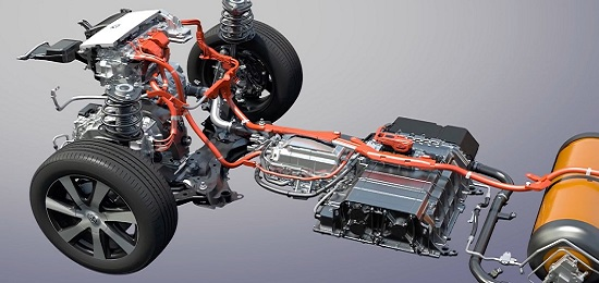 автомобиль на топливном элементе
