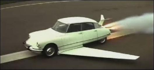 летающей машины