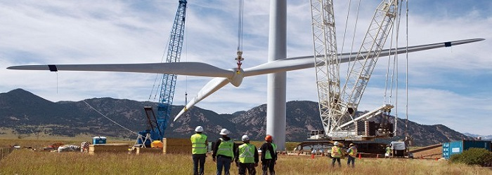 Ветроэнергетика в мире