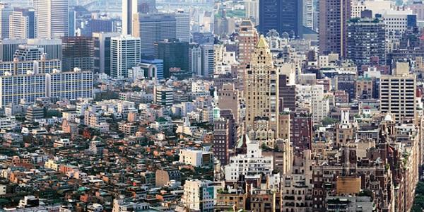 проблемы мегаполисов