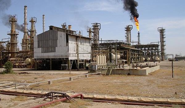 нефть ирака