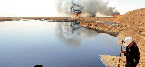 История нефти