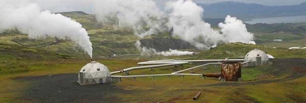 еотермальные ресурсы