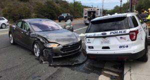 Аварии беспилотных автомобилей