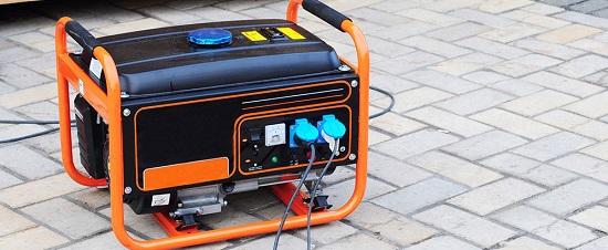 выбираем генератор
