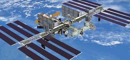 батареи на спутнике