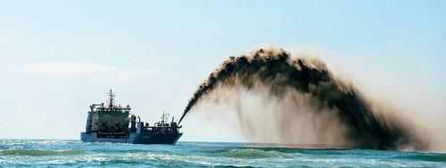 полезные ископаемые моря