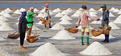 залежи соли