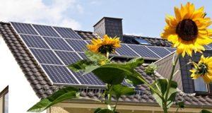 пример использования солнечной энергии