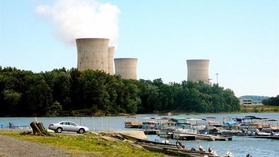 ядерная электростанция