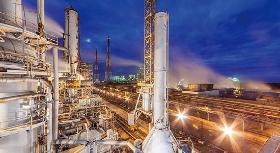 Химическая и нефтехимическая промышленность