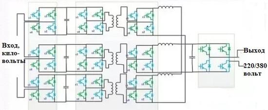 полупроводниковые трансформаторы