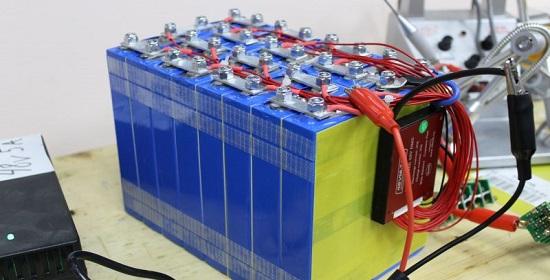 литий-железо-фосфатный аккумулятор
